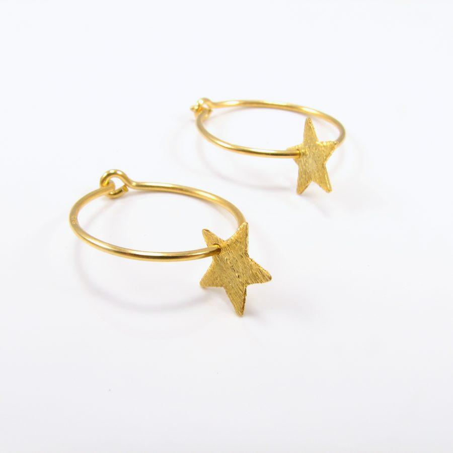 Guldcreol med stjerne