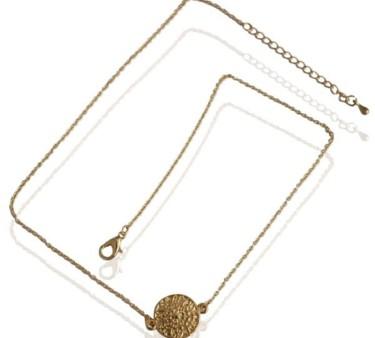 Halskæde med flot amulet
