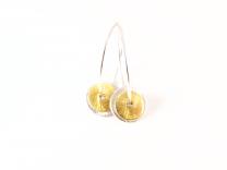 Sterling creol med smukke mønter